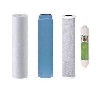 Filters for 5 stage reverse osmosis ( pack 4 )