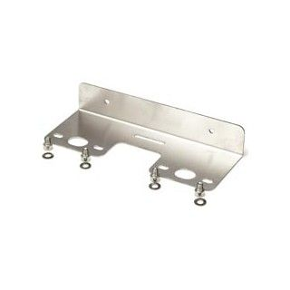 Steel bracket for wall mounting filter duo cintropur